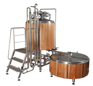 6hl Microbrewery equipment
