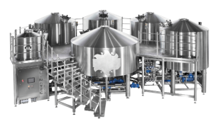 Automatic 48hl Brewery