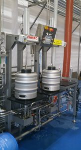Comac Keg Washer and Filler