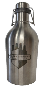 2 Pint Pillars Growler