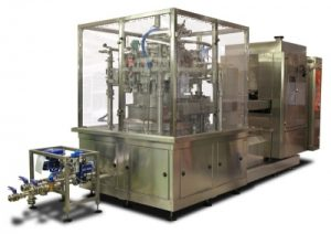 Canning line - Can filler seamer