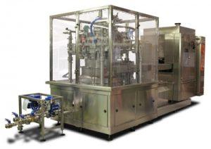 Canning line - Can filler seamer