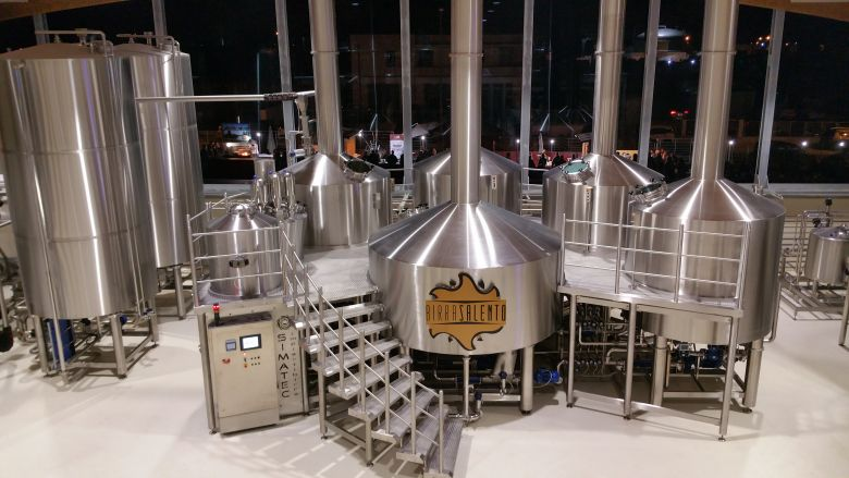 48 HL Fully Automatic Brewery