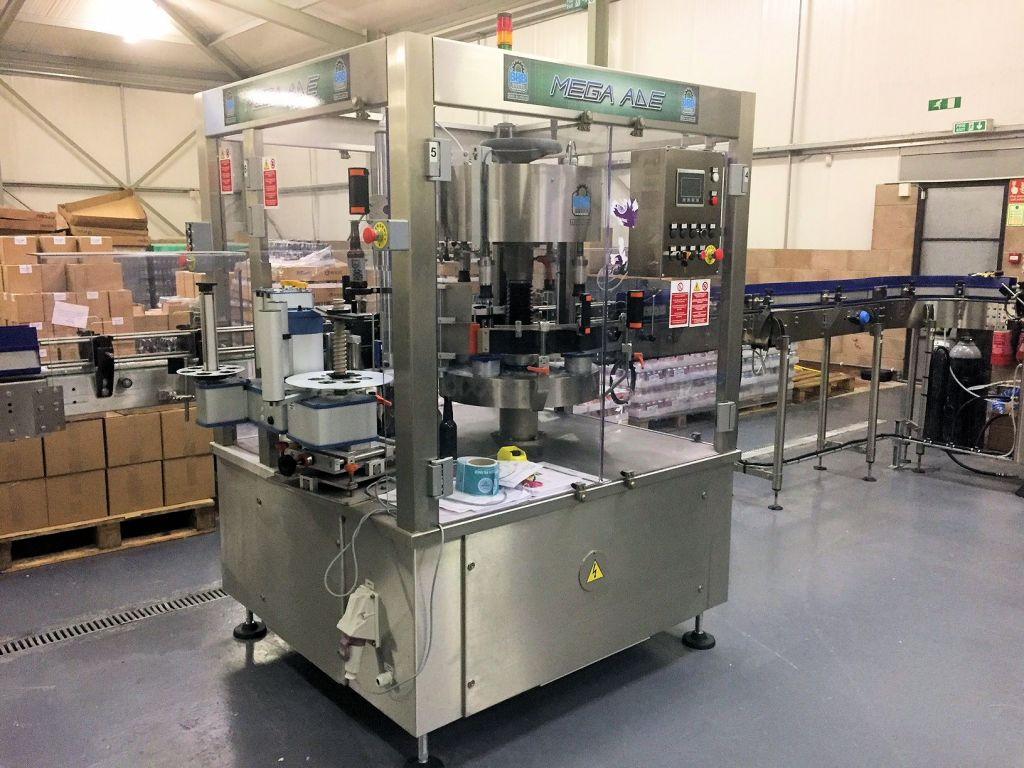 Used Packaging Amp Filling Machinery Enterprise Tondelli