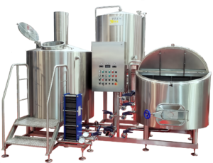 Twin Tank Brewery System