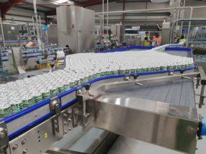 Eurosistemi Accumulation Conveyor System