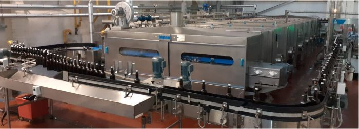 Product Tunnel Pasteuriser