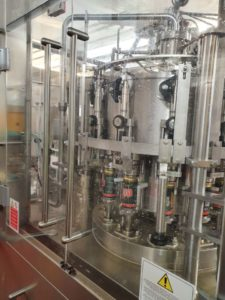Automatic Can Filler Seamer